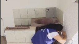 Agentes da Unidade de Vigilância fazem vistorias em imóveis para alugar em Uberlândia