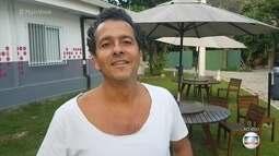 Marcos Palmeira manda recado para Letícia Spiller