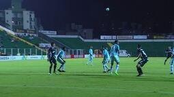 Melhores momentos de Figueirense 1 x 1 Avaí pela Copa da Primeira Liga