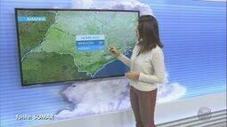 Confira a previsão do tempo para este sábado (22) em Ribeirão Preto e região