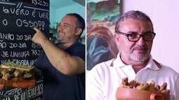 Conheça mais dois participantes do concurso Comida di Buteco