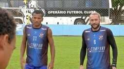 Operário-MS é o time que tem melhor ataque do Campeonato Sul-Mato-Grossense 2017