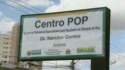 Cresce o número de atendimentos a moradores de rua no Centro Pop de Araras