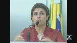 Ex-deputada Ellen Ruth é levada para o presídio feminino em Porto Velho