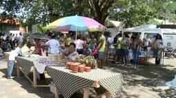 Primeira feira do produtor rural dá oportunidade de venda para pequenos produtores
