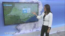 Confira a previsão do tempo para este domingo (23) em Ribeirão Preto e região