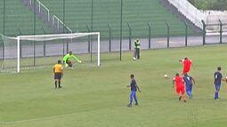 Atlético Mogi perde para o Mantiqueira no Nogueirão