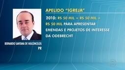 Delação da Odebrecht: Bernardo Santana é citado em lista da Odebrecht