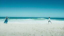 Paixão na praia