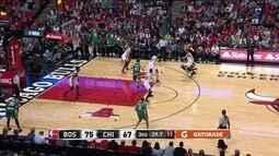 Melhores momentos de Boston Celtics 104 x 95 Chicago Bulls pela NBA
