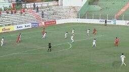 Barretos vence o Velo Clube no Fortaleza, mas ambos são rebaixados à Série A3