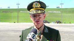 Novo comandante assume Academia Militar das Agulhas Negras, em Resende