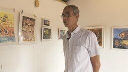 Exposição 'Xepa' do artista plástico Renato José começa nesta quarta (26) na capital