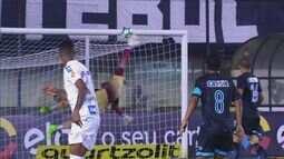 Santos vence o Paysandu e abre vantagem na Copa do Brasil
