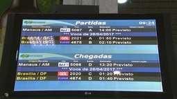 Fecomércio-RR reclama de suspensão a voos da Latam em Roraima