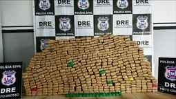 Polícia faz operação contra o tráfico de drogas em MT