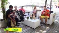 Chamada: Tep Rodrigues visita Aracoiaba neste sábado (29)
