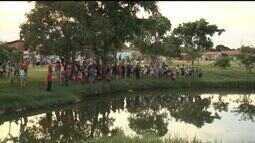 Homem morre afogado no Parque Lagoas do Norte