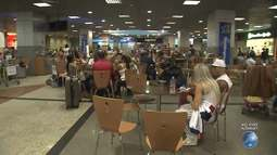 Aeroporto de Salvador tem funcionamento normal nesta sexta-feira (28)