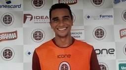 """Jogador """"de grupo"""", zagueiro Diogo aposta na união do elenco da Desportiva para a Série D"""