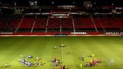 Vitória derrota o Bahia no primeiro Ba-Vi da semifinal da Copa do Nordeste