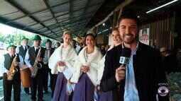 Festa da Colônia está movimentando a região da serra no RS