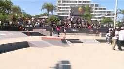 Rio sedia o maior campeonato de skate da América Latina