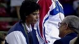 No 1º episódio da série sobre o judô israelense, vea a primeira medalha olímpica do país