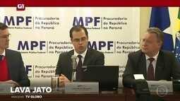 G1 em 1 Minuto: MPF faz nova denúncia contra ex-ministro José Dirceu na Lava Jato