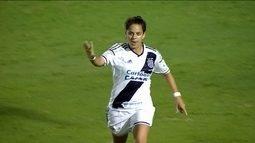 Os gols de Ponte Preta 3 x 1 Flamengo pelo Campeonato Brasileiro Feminino de futebol