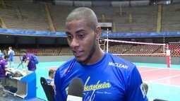 Cruzeiro e Taubaté treinam para a decisão da Superliga de vôlei masculino