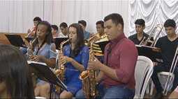 Projeto da Assembleia de Deus ensina música em Paragominas