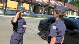 Treinamento polícia