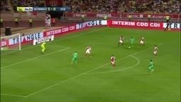Melhores momentos: Monaco 2 x 0 Saint-Étienne pelo Campeonato Francês