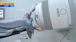 Hospital de Santa Rosa tem novo tratamento contra o câncer