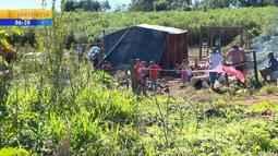 Agricultores sem terra ocupam propriedade de Cruz Alta