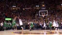 Arremesso da vitória de Avery Bradley é a jogada do dia da NBA