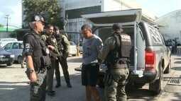 Polícia prende paraibano suspeito de chefiar grupo que explodia bancos e carros-fortes