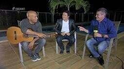 """Rick & Giovani apresentam o projeto """"Dois Corações"""" no É Bem Mato Grosso - Bloco 01"""