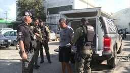 Suspeitos de roubar bancos e carros-forte são presos em PE e na PB