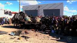 Pernambuco lidera o número de ataques a carros-fortes em todo país