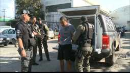 JPB2JP: Preso em Pernambuco e paraibano acusado de chefiar quadrilha que assaltava bancos