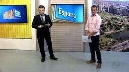 Thiago Barbosa comenta as notícias do esporte