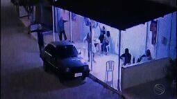 Assaltantes armados assaltam bar em Riachuelo