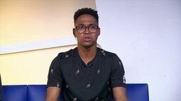 De férias no Brasil, Wendell fala sobre temporada no futebol alemão
