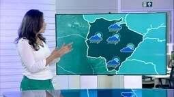 Veja a previsão do tempo para quarta-feira (24) em MS