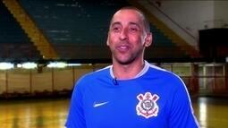 Serginho vai realizar sonho de criança e vestir a camisa do Corinthians, time do coração