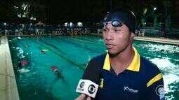 Nadadores piauienses se preparam para Copa Nordeste