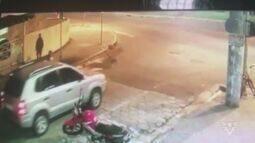 Empresária é vítima de atentado em São Vicente
