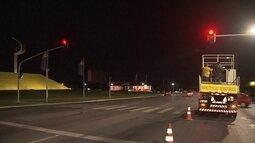 Detran divulga economia com uso de lâmpadas de led em semáforos